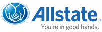 allstate insurance logo graphic you're in good hands