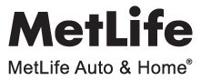 metlife auto and home logo graphic
