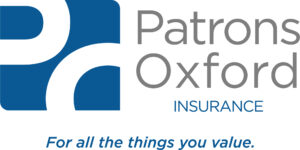 patrons oxford insurance logo for all the things you value